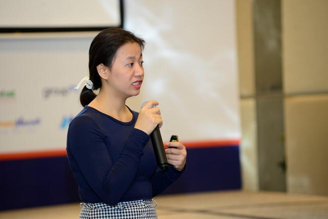 Bà Phan Bích Tâm chia sẻ về những điểm khác biệt tại MMA Forum 2017 và danh sách chung cuộc giải thưởng Smarties lần thứ 4.