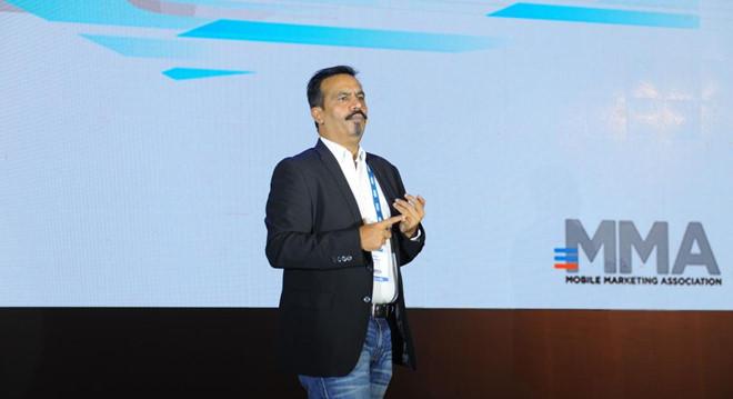 """Ông Rohit Dadwal: """"MMA Forum sẽ là nơi chắp cánh cho những ý tưởng mobile marketing mới""""."""