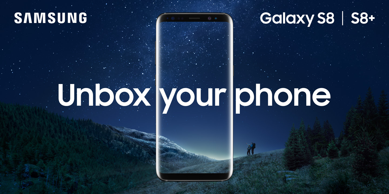 Flagship Samsung Galaxy S8|S8+ tạo tiếng vang lớn khi vừa ra mắt