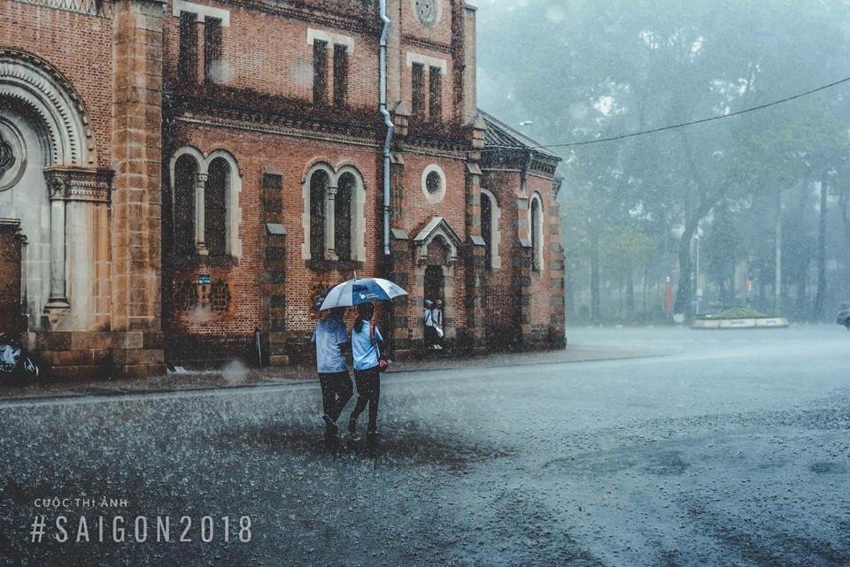 Những góc chụp ấn tượng của một Sài Gòn đáng để yêu